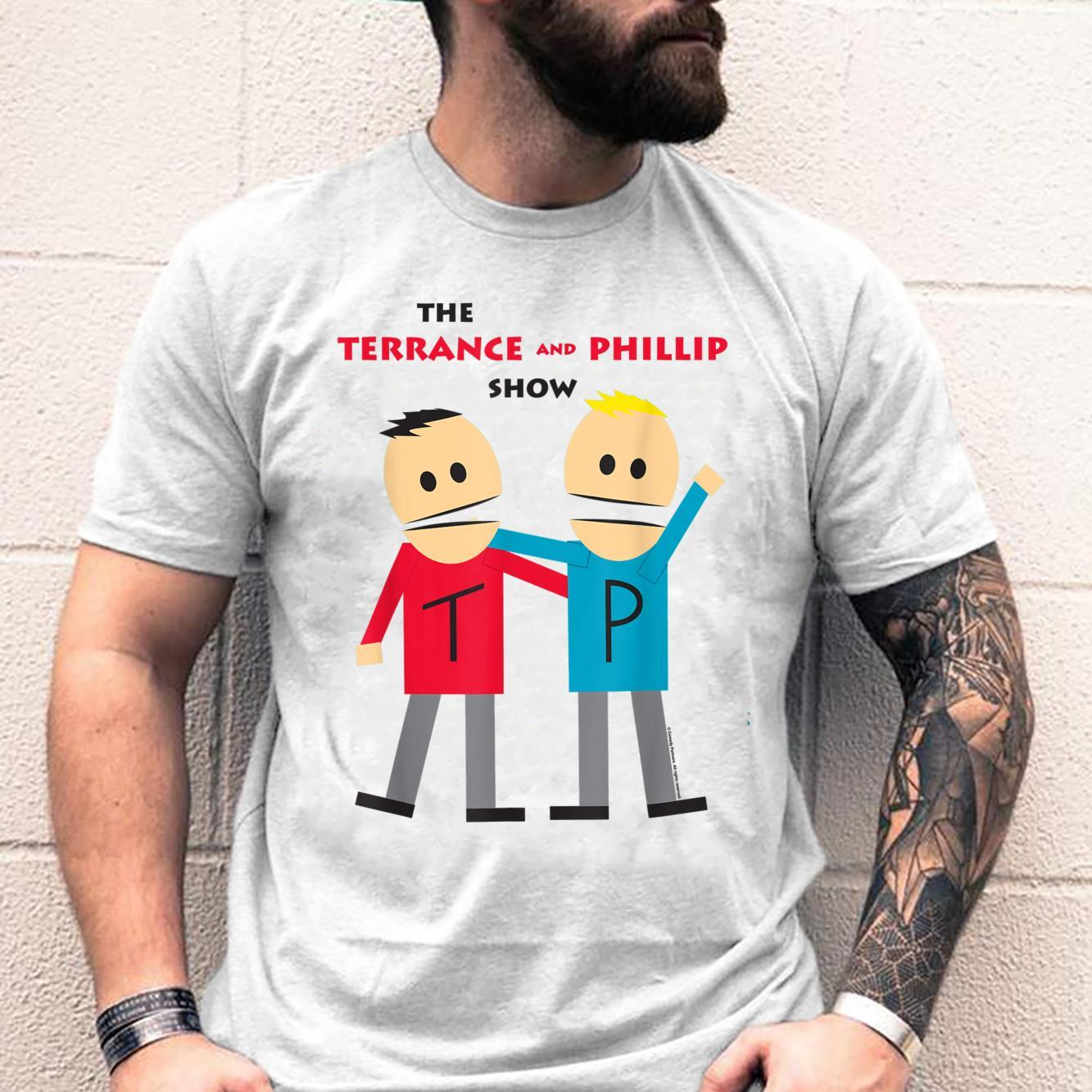 South Park Terrance and Phillip Shirt