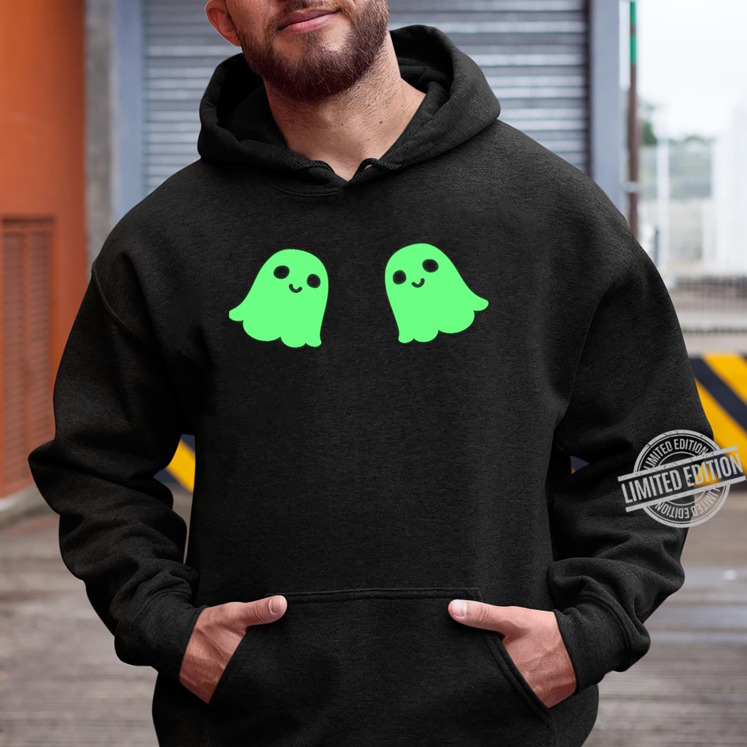 Boo Boo Boobs Happy Halloween Shirt hoodie