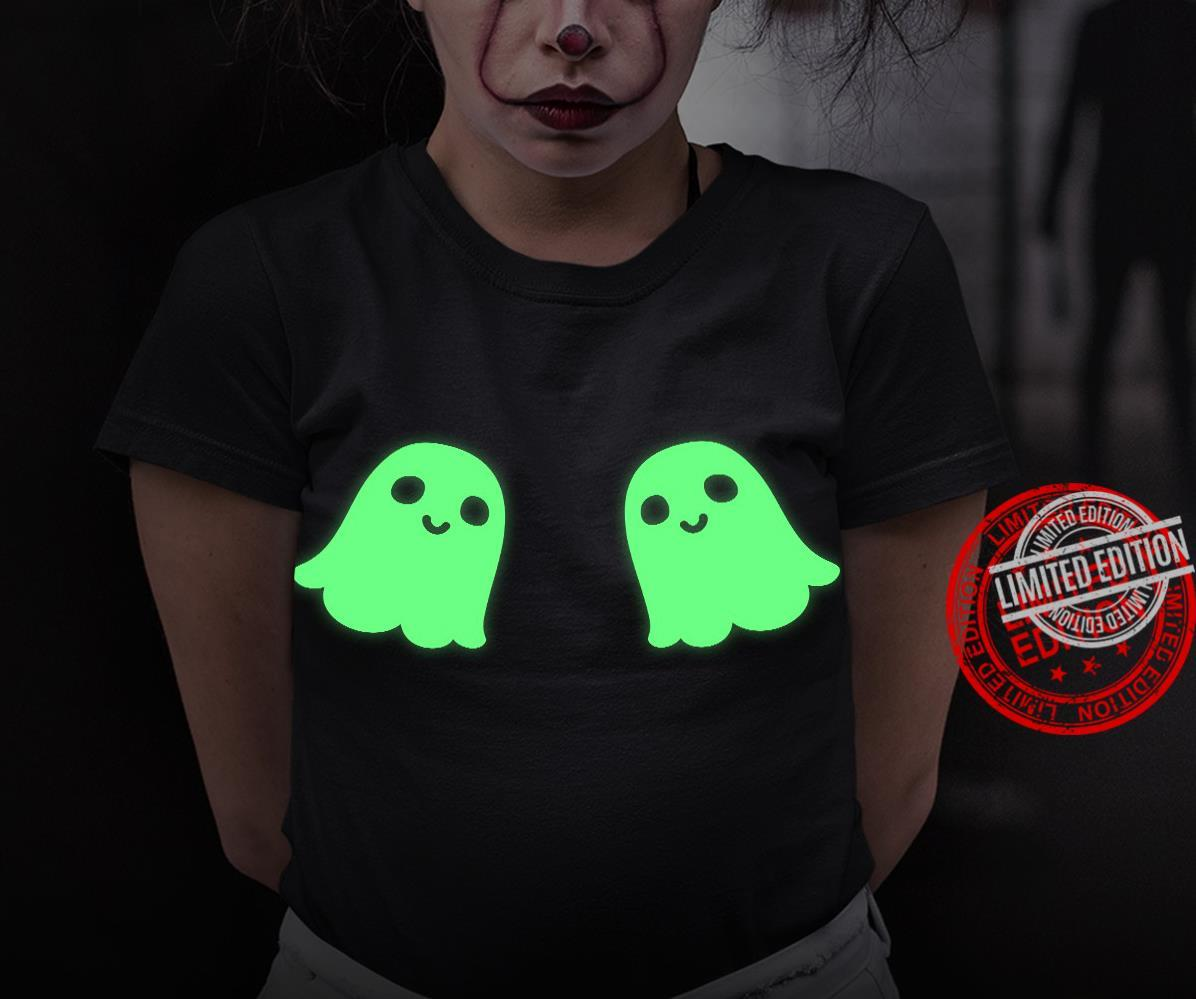 Boo Boo Boobs Happy Halloween Shirt