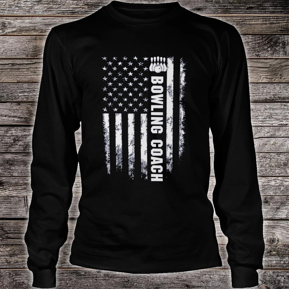 Bowling Coach Shirt long sleeved